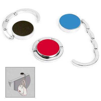 Promus Brindes - Suporte para bolsa em metal retrátil, design bonito, indispensável no trabalho, casa ou escola para não deixar sua bolsa, pasta ou mochila no chão