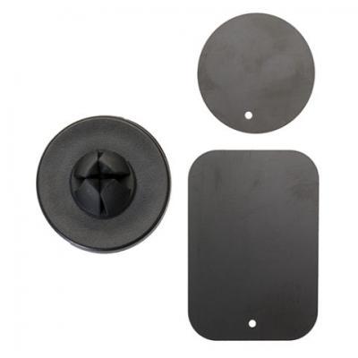 Brindes Qualy - Suporte veicular para Iphone a ser fixado na grade de ventilação do veículo.