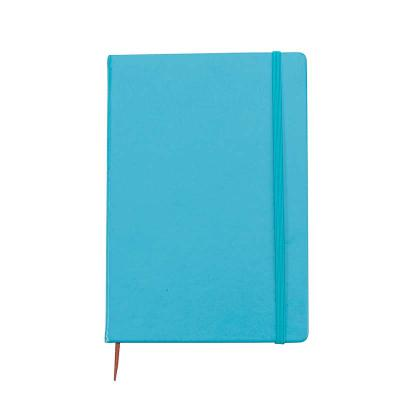 Brindes Qualy - Caderneta de Couro Sintético