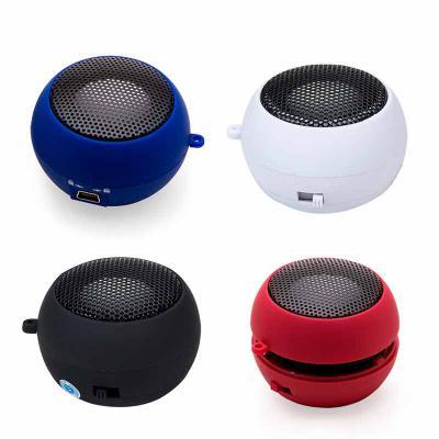 Qualy Brindes - Mini caixa de som