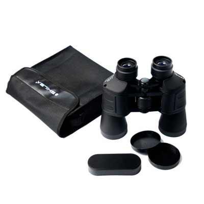 Brindes Qualy - Binóculo preto com zoom, acompanha capa. Evidencie sua marca com esse artigo promocional e mostre uma nova visão ao seu cliente!