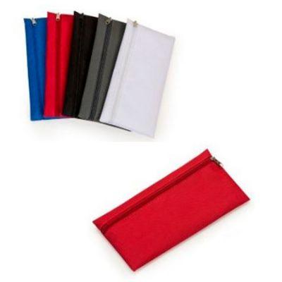 Qualy Brindes - Necessaire de nylon colorida