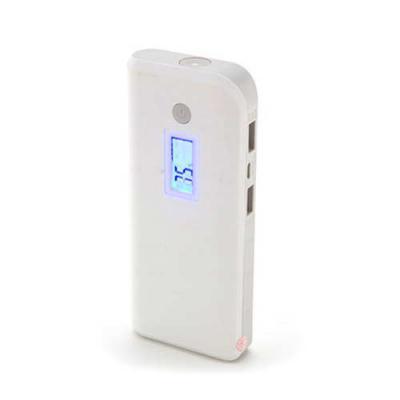 Brindes Qualy - Power Bank com 4 baterias internas e visor digital, carregamento via USB / Micro USB. -Itens Inclusos:01 x Bateria Externa Power Bank.01 x Cabo USB/ m...