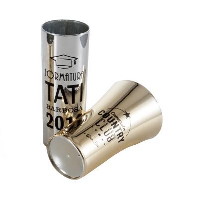 Fantastic Brindes - Copos Metalizados