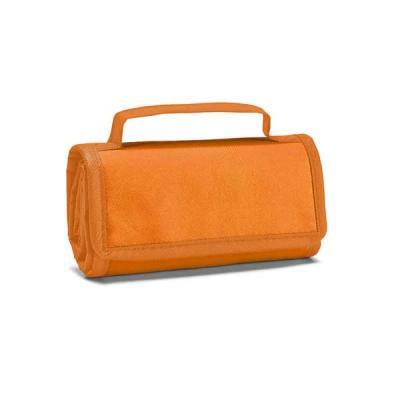 Fantastic Brindes - Bolsa térmica dobrável Material: Non-woven: 80 g/m² Capacidade: 5 litros Medidas: Dobrada: 170 x 95 x 40 mm | Aberta: 170 x 265 x 110 mm Fecha com vel...