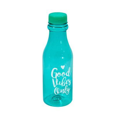 Fantastic Brindes - Garrafa 500 ml personalizado | Fantastic Brindes Material: Plástico PET Capacidade: 500 ml Medidas: 20,5 cm de altura por 7 cm de largura. Peso: 35 gr...