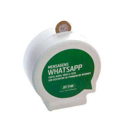 Fantastic Brindes - Cofre plástico personalizado