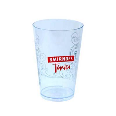 Fantastic Brindes - Copo Caldereta 400 personalizado   Fantastic Brindes  Material: Pl�stico PS cristal Capacidade: 400 ml Medidas: 8,2 cm de di�metro (boca), 5,2 cm de d...