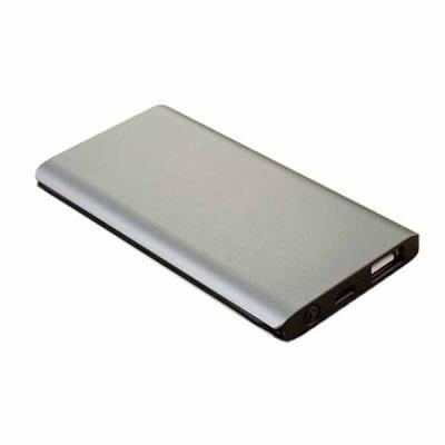 Fantastic Brindes - Power Bank  Medidas do produto: 11,5cm X 6,0cm X 0,6cm Medidas da embalagem: 15,8cm x 9,2cm x 3,0cm Peso aproximado (com embalagem): 178 g / Peso do p...