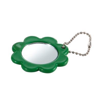 Fantastic Brindes - Espelho chaveiro flor