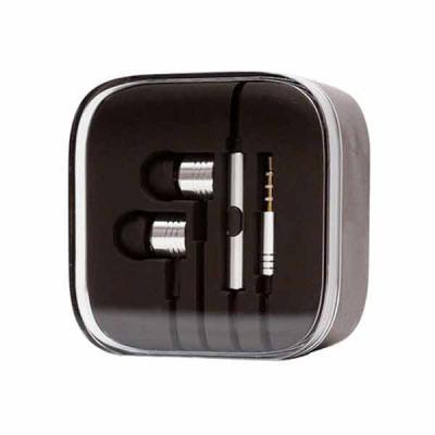 Fantastic Brindes - Fone de ouvido personalizado  Medidas da embalagem: 7cm x 7cm x 2,8cm Peso aproximado: 66 g Cores: Amarelo, Laranja, Azul, Roxo, Preto, Dourado, Prata...