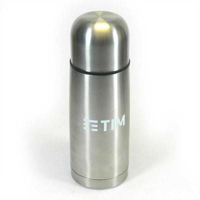 Fantastic Brindes - Garrafa térmica personalizada  Material: Inox Capacidade: 350 ml com capa protetora de nylon Tamanho total (CxD): 19,0 cm x 6,5 cm Peso do produto: 27...