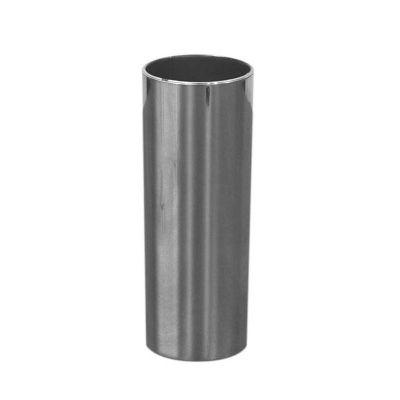 Fantastic Brindes - Copo long drink metalizado prateado personalizado