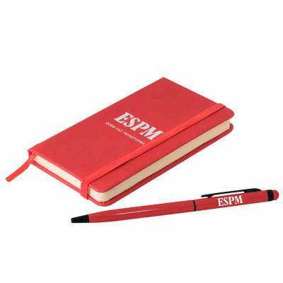 Fantastic Brindes - Temos diversas opções de cadernos, cadernetas e canetas também, descubra qual kit combina mais com sua marca e empresa. Personalize com a sua marca!