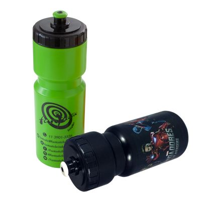 Fantastic Brindes - Squeeze personalizado com capacidade para 600 ml.