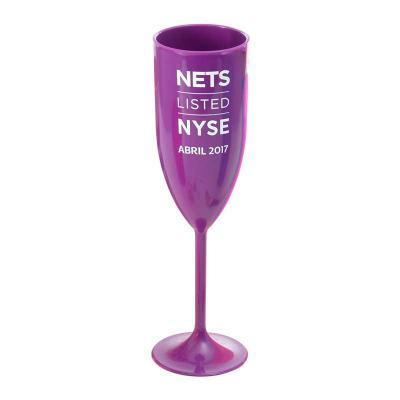Fantastic Brindes - Taça de champagne personalizada
