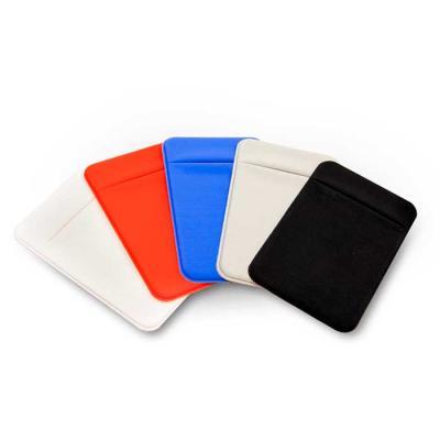 Toca dos Brindes - Adesivo porta cartão para celular