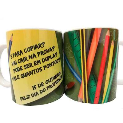 by-luciana-godoy - Caneca Personalizada para Dia dos professores