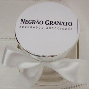 By Luciana Godoy - Personalizados Especiais - Baleiro personalizado.