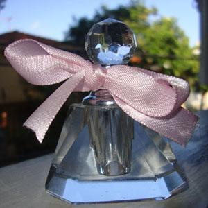 by-luciana-godoy - Frasco de cristal