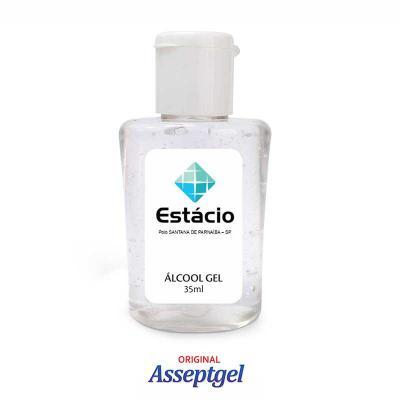 Emporio Kaza - Asseptgel personalizado Capacidade 35 ml