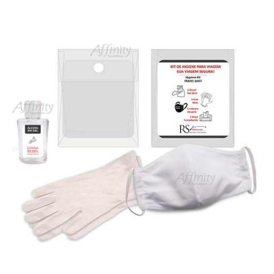 Emporio Kaza - Kit Higiene Pessoal COVID-19