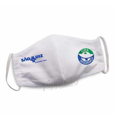 Emporio Kaza - Máscara em Tecido Duplo Reutilizável