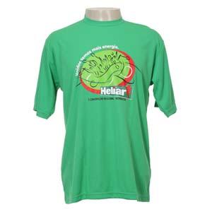 Keep Out Confecções - Camiseta gola simples, com em malha dry fitt. Personalize com a sua logomarca e tenha um produto com a sua cara!