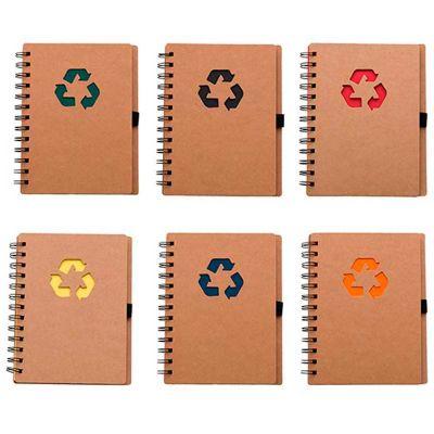 line-brindes - Bloco de anotações ecológico
