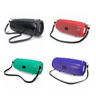 Line Brindes - Caixa de som Bluetooth portátil - Permite a transmissão de música sem a necessidade de fios - Bateria recarregável que permite o transporte sem interr...