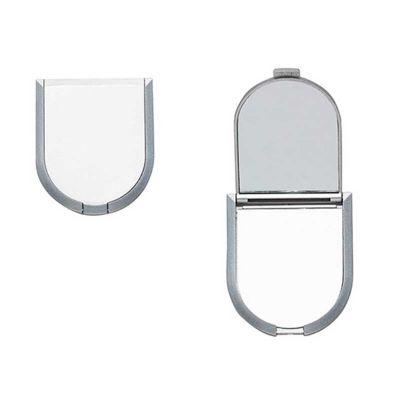 line-brindes - Espelho Duplo Com Aumento