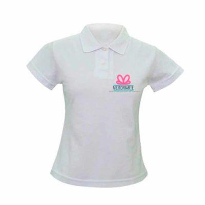 line-brindes - Camisa Polo Feminina
