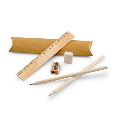Line Brindes - Kit de escrita