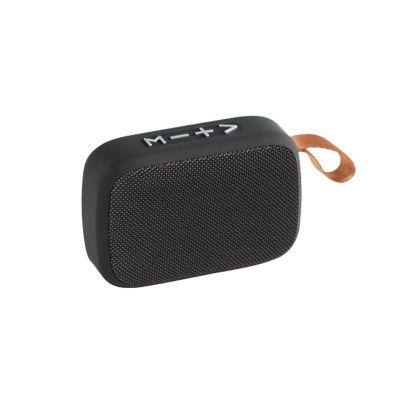 line-brindes - Caixa de som com microfone LN297395