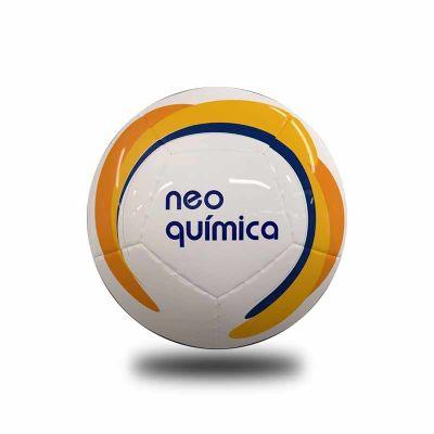 Line Brindes - Mini Bola de Futebol 12 Gomos