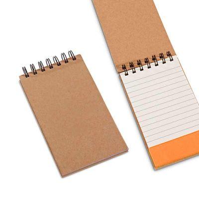 Line Brindes - Caderno capa dura
