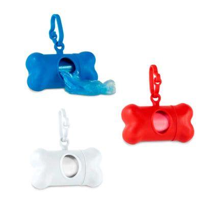 Line Brindes - Kit de higiene para cachorro. Contém 20 sacos plástico.