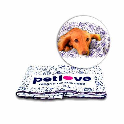 i9-promocional - Cobertor para Cachorro Manta Soft