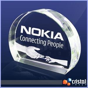 Cristal Image - Peça Personalizada