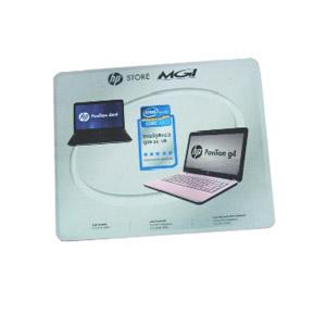 Stamp Visual - Mouse pad com gravação personalizada. Sua marca sempre próxima do cliente!