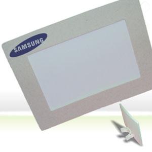 Stamp Visual - Porta retrato com gravação personalizada.