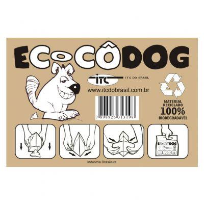 CIACOOL - Coletor PET ECOCÔDOG - Coletor de fezes caninas. Prático, rápido, higiênico. Fabricado com produto reciclável e 100% biodegradável. Sua marca presente...