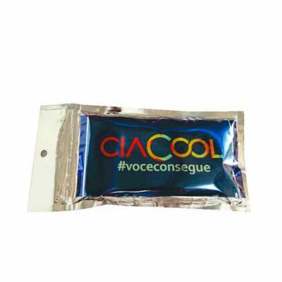 CIACOOL - Toalha gelada Experimente o toque gelado das Cooltowels! Toalhas geladas que refrescam em contato com a pele. Indispensável para quem pratica exercíci...