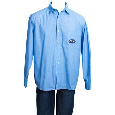 0c39585048 Camisa polo feminina em algodão com detalhes na gola e gravação ...