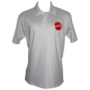 Stantex Soluções Têxteis - Camisa polo em modelo feminino e bordado personalizado.