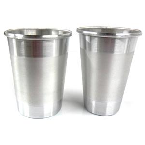 Pratic Brindes - Copo em alumínio 350 ml