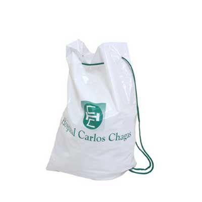 Ecobela Embalagens - Sacola mochila