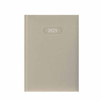 POMBO - AGENDA POMBO BÁSICA DIÁRIA, SEMANAL OU MENSAL - MODELO 04 MATRA - Capa fosca com base de papel lisa revestida em PVC (película plástica protetora). -...