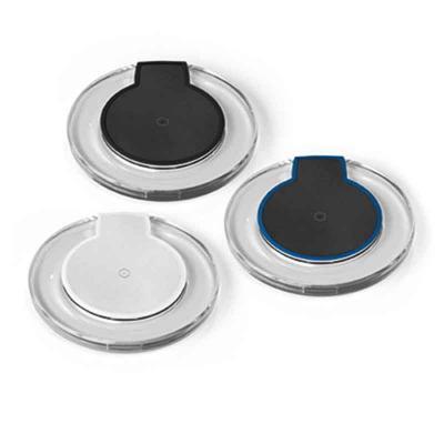 Click Promocional - Carregador wireless.