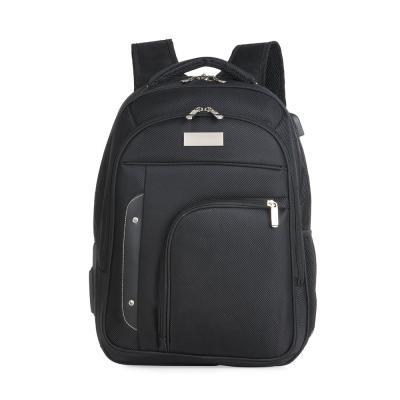 Click Promocional - A mochila Dubai foi confeccionada visando design, espaço interno e tecnologia.  Produzida com nylon Twill externo e 210 interno, alça de ombro reforça...